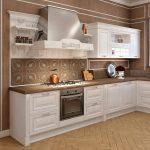 bucatarie-clasica blat lemn