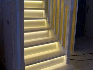 scari luminate