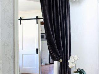 draperie catifea