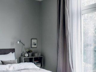 perdea dormitor lunga