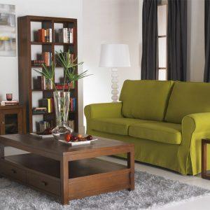 canapea simpla verde