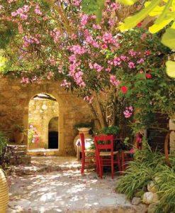amenajare gradina mediteraneana