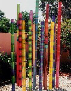 decor colorat pentru gradina