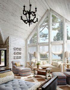 decorarea casa vacanta