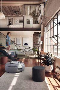 casa stil industrial