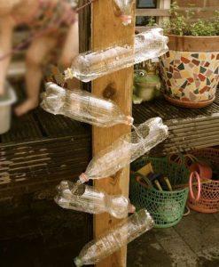 decoratiuni handmade gradina