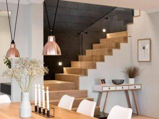 amenajarea scarii interioare