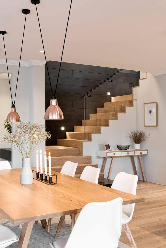 56 Best Images About Stair Lighting On Pinterest: Cum Poti Amenaja Scara Interioara. Idei Si Sfaturi