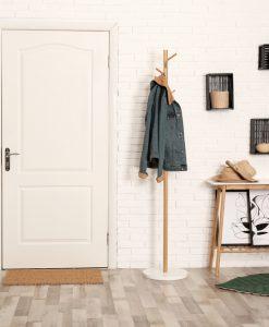 mobilier minimalist pentru hol