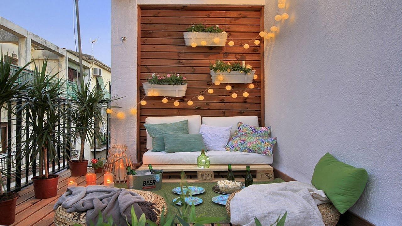 idei decor balcon