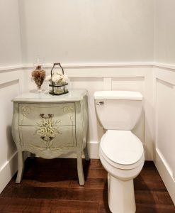 corp de mobilier in baie