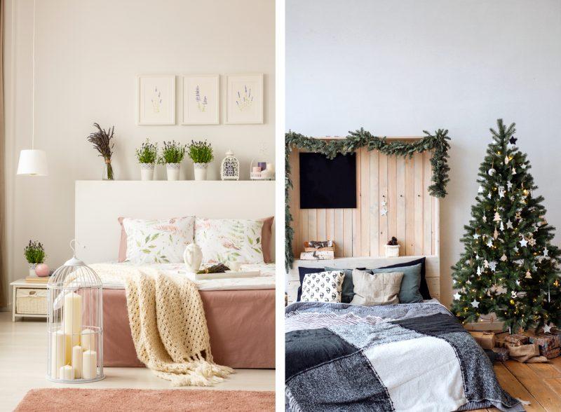 Adaptează decorul la anotimp: idei pentru un dormitor primitor în orice sezon