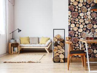 centrala pe lemne